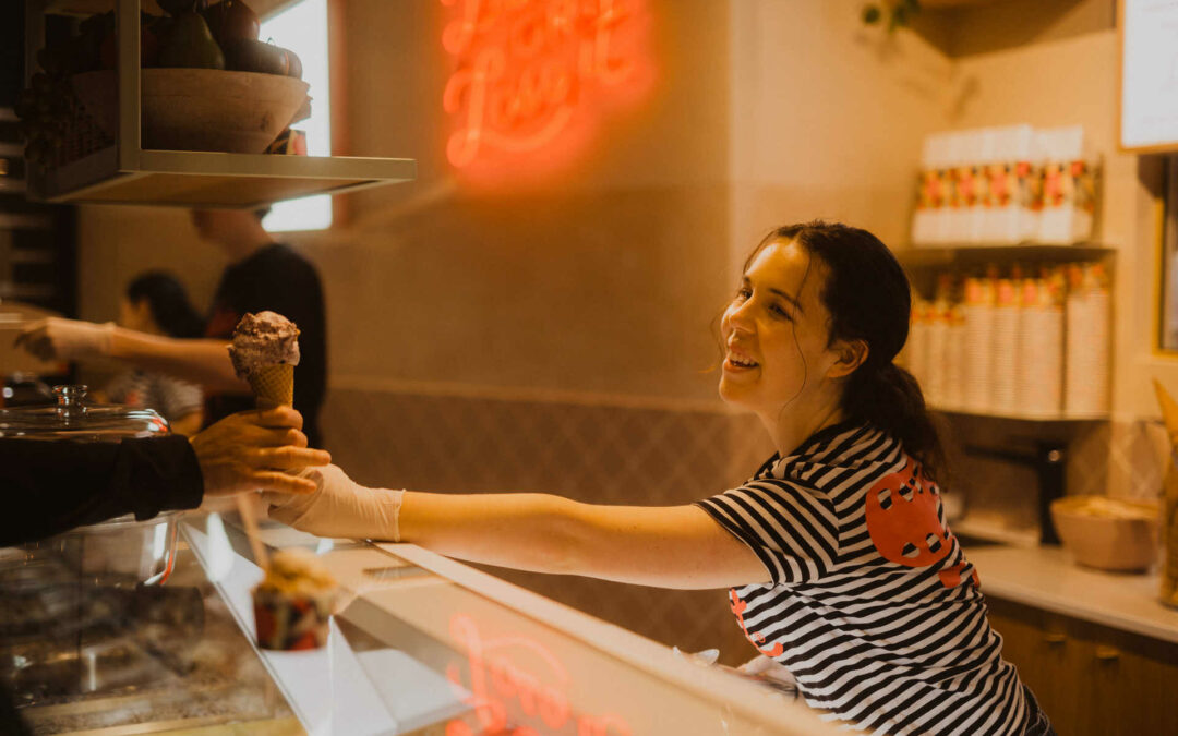What it means to be on the Island Gelato team